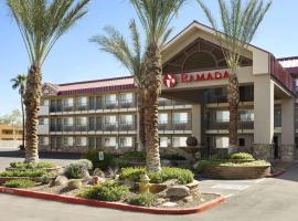 Ramada by Wyndham Tempe/At Arizona Mills Mall, hotel in Tempe