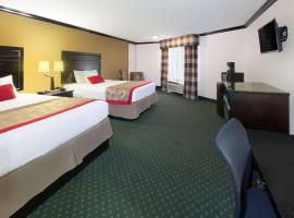 Ramada by Wyndham Ontario, hotel near LA/Ontario International Airport - ONT, Ontario