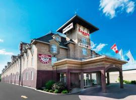 Ramada Plaza by Wyndham Gatineau/Manoir du Casino, hotel near Casino Lac-Leamy, Gatineau