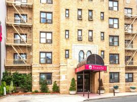 Ramada by Wyndham Jersey City, hotel in Jersey City