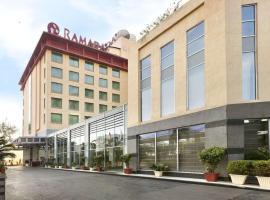 Ramada Jaipur, hotel in Raja Park, Jaipur
