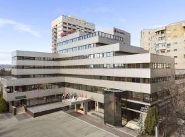 Ramada Iasi City Center, hotel near Braunstein Palace, Iaşi