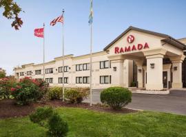 Ramada by Wyndham Newark/Wilmington, hotel near New Castle Airport - ILG, Newark