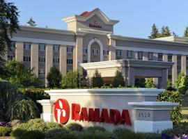 Ramada by Wyndham Olympia, place to stay in Olympia