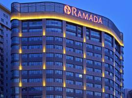 Ramada Changzhou North Hotel – hotel w mieście Changzhou