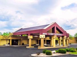 Ramada by Wyndham Salt Lake City North Temple, hotel in Salt Lake City