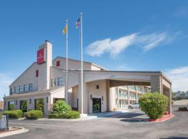 Ramada by Wyndham Albuquerque Airport, hotel near Albuquerque International Sunport Airport - ABQ,