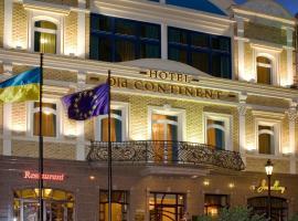Old Continent Hotel, hotel in Uzhhorod