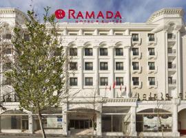 Ramada Hotel & Suites by Wyndham Istanbul Merter, отель Ramada в Стамбуле