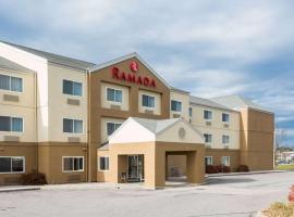 Ramada by Wyndham Coeur d'Alene, hotel in Coeur d'Alene