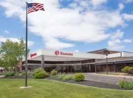 Ramada by Wyndham Cedar City – hotel w mieście Cedar City