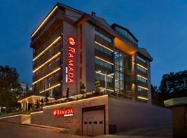 Ramada Bursa Cekirge, отель в Бурсе