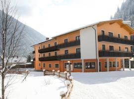 Hotel Hubertus, hotel in Mallnitz