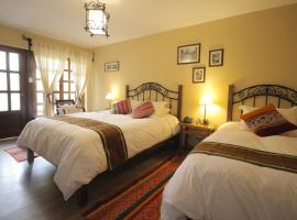 Llipimpac Guesthouse, guest house in Cusco