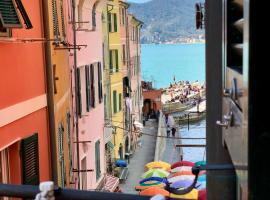 La Polena Camere Vernazza - Visconti Apartment, hotel in Vernazza
