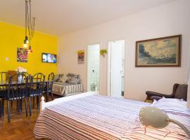 FLAT 208, apartment in Petrópolis