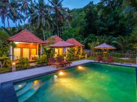 Crystal Bay Bungalows, hotel in Nusa Penida