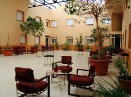 AHC Hoteles, отель в городе Касерес
