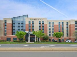 Hyatt Place Herndon Dulles Airport East, hotell nära Washington Dulles internationella flygplats - IAD,