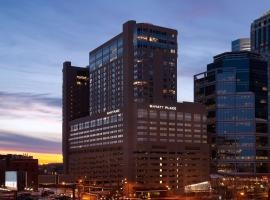 Hyatt Place Minneapolis/Downtown, отель в Миннеаполисе