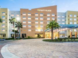 Holiday Inn Express & Suites Orlando- Lake Buena Vista, hotel in Orlando