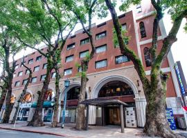 ホテル オークス、熊本市のホテル
