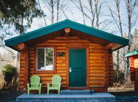 Port Hardy Cabins, motel in Port Hardy