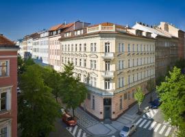 Mamaison Residence Belgická Prague, serviced apartment in Prague