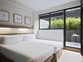 Aparthotel Bcn Montjuic, hotel a 3 stelle a Barcellona