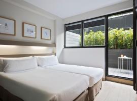 Aparthotel Bcn Montjuic, hotel in Barcelona