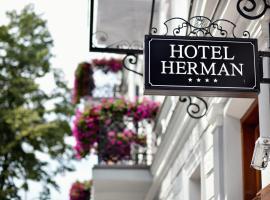 Hotel Herman, hotel em Płock