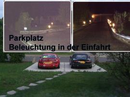 Ferienwohnung Schäfer, appartement in Anschau