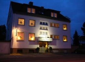 Hotel KAUP, Hotel in Paderborn