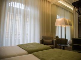 Hotel Dublin, hotel in Av. Liberdade, Lisbon