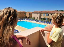 Résidence Goélia Le Mas des Arènes, hotel near Servanes Golf Course, Mouriès