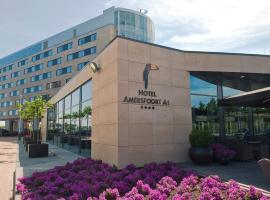 Van der Valk Hotel Amersfoort A1, hotel in Amersfoort