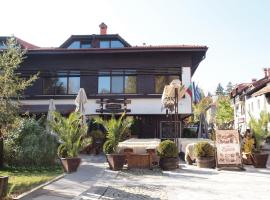 Momini Dvori Boutique Guest House, хотел близо до Добърско, Банско