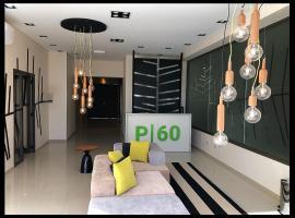 Apartamento Pescara 60, serviced apartment in Maipú