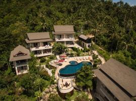 Koh Phangan Pavilions, hotel in Thong Nai Pan Noi
