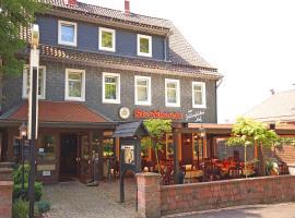 Zellerfelder Hof, Hotel in Clausthal-Zellerfeld