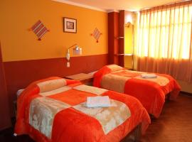 Bonny Hostel, hotel near Nunez Butron Hospital, Puno