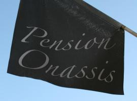 Pension Onassis, hotel in Alkmaar