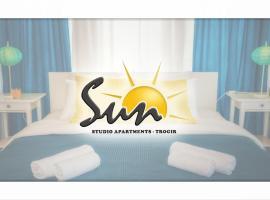 SUN studio apartments, apartment in Trogir