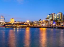 Wyndham San Diego Bayside, boutique hotel in San Diego