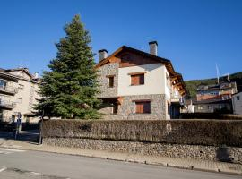 Casa amb jardí Alp, hotel in Alp