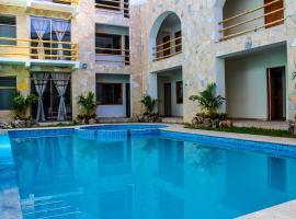 Axkan Arte Hotel Tuxtla, отель в городе Тустла-Гутьеррес