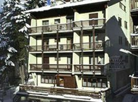 Hotel San Giorgio, отель в городе Саузе-д'Ульс