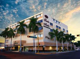 Santa Anita Hotel, hôtel à Los Mochis