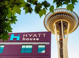 Hyatt House Seattle Downtown, hotel near Seattle Center Monorail, Seattle