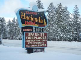 Tahoe Hacienda Inn, motel in South Lake Tahoe